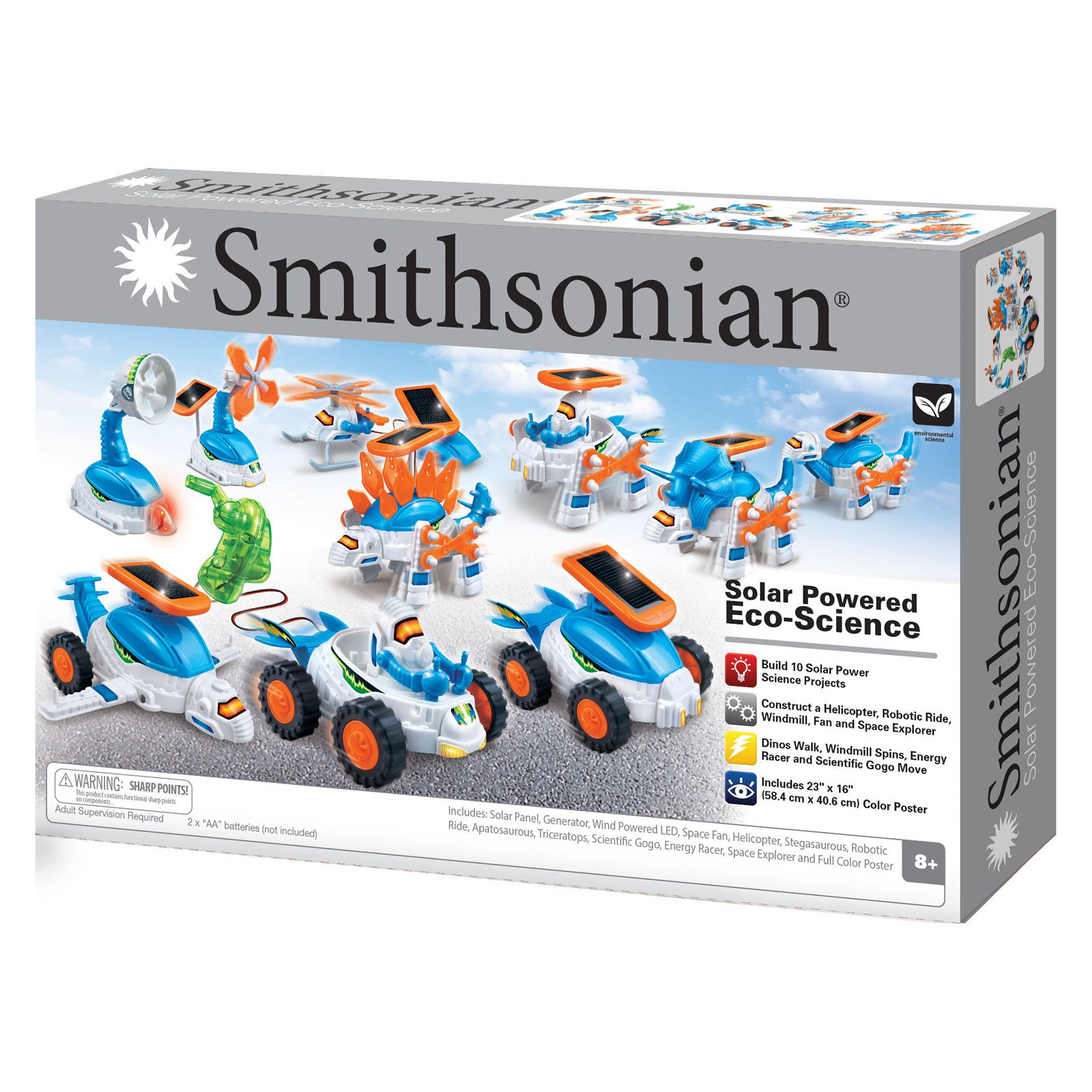 Smithsonian Eco Science by Generic