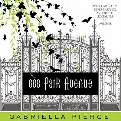 666 Park Avenue - Audiobook (605 Park Avenue)