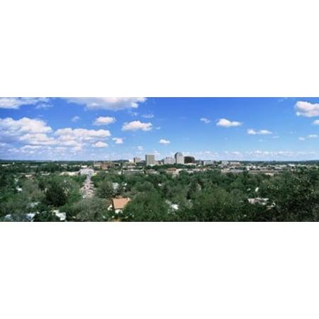 Buildings in a city Colorado Springs Colorado USA Canvas Art - Panoramic Images (15 x - Party City In Colorado Springs