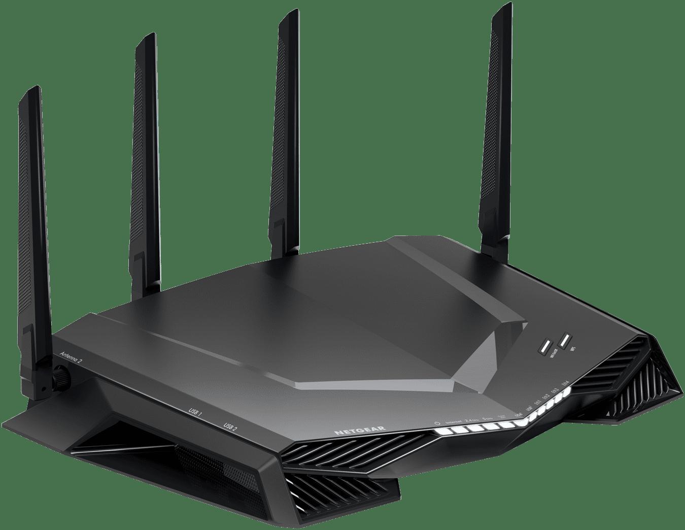 NETGEAR Nighthawk Pro Gaming WiFi Router, AC2600 Dual band wireless, Gigabit Ethernet (XR500) by NETGEAR