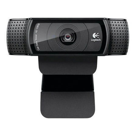 Logitech C920 HD Pro Webcam (Quickcam Pro Digital Webcam)