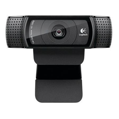 Logitech C920 HD Pro Webcam](creative live cam sync hd 720p webcam)