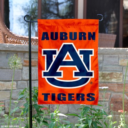 "Auburn Tigers 13"" x 18"" College Garden Flag"