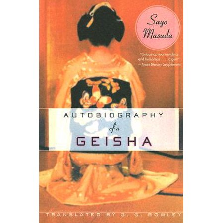 Autobiography of a Geisha](Halloween Geisha)