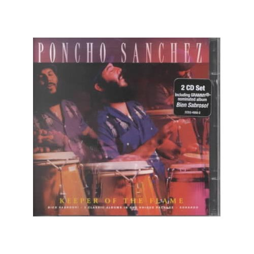 Originally released as 2 separate CDs: SONANDO (1982)/BIEN SABROSO (1983).<BR>Personnel: Pancho Sanchez (congas, percussion); Jose Perico Hernandez (vocals); Gary Foster, Dick Mitchell (saxophone, flute); Steven Huffsteter (trumpet); Mark Levine (trombone); Charlie Otwell (piano); Tony Banda (bass);  Luis Conte (bongos, percussion); David Romero (bongos); Ramon Banda (timbales).<BR>Recorded at United/Western Studios, Hollywood, California in August 1982.  Includes liner notes by Leonard Feather & Virginia Escelante.