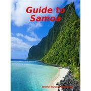 Guide to Samoa - eBook