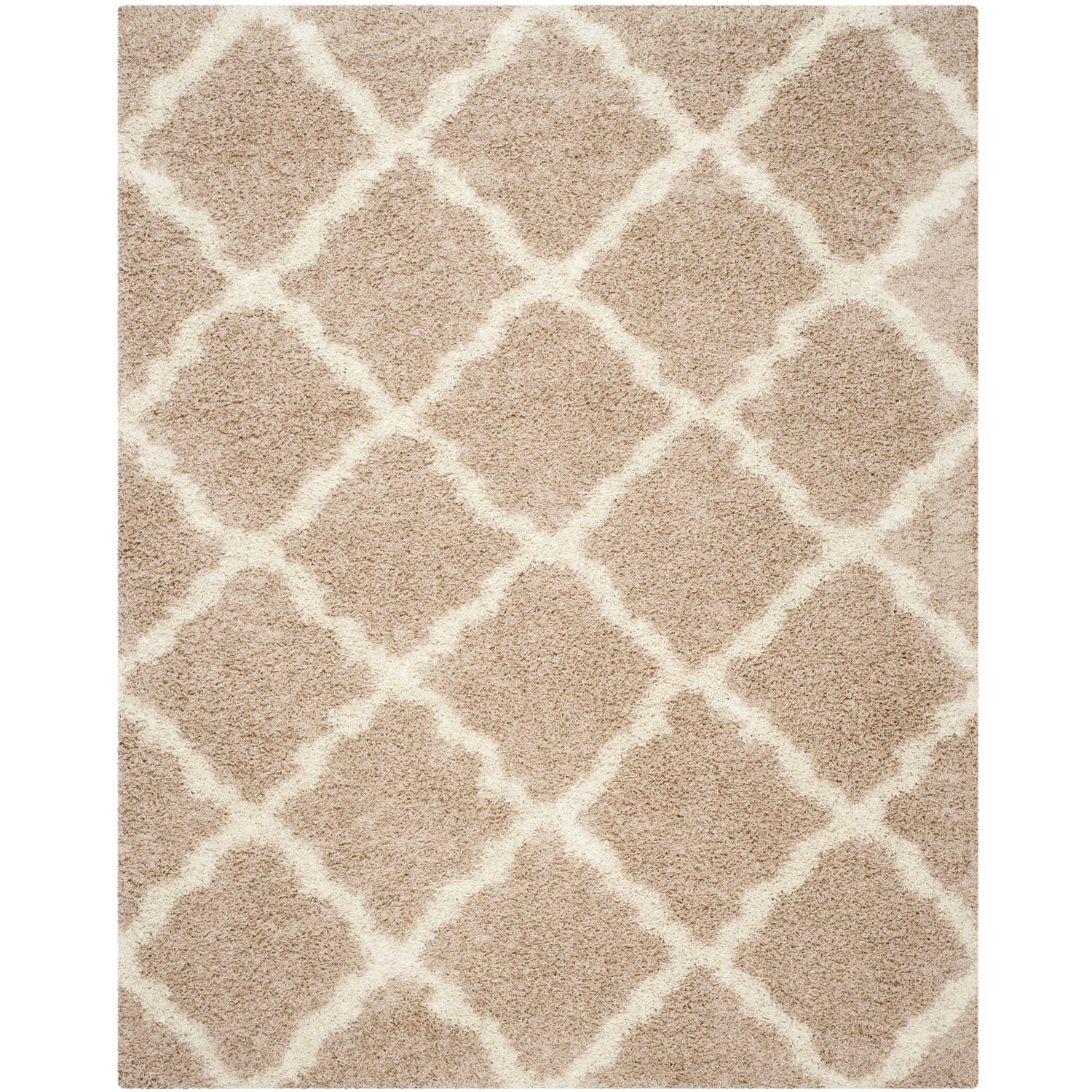 Shaggy Area Rug Home Decor