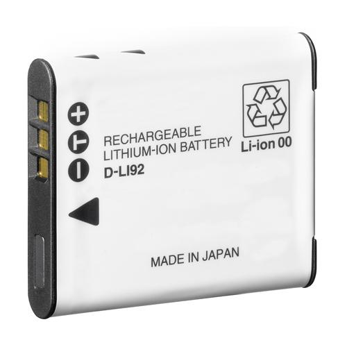 Battery for Pentax DLi92 (Single Pack) Camera Battery