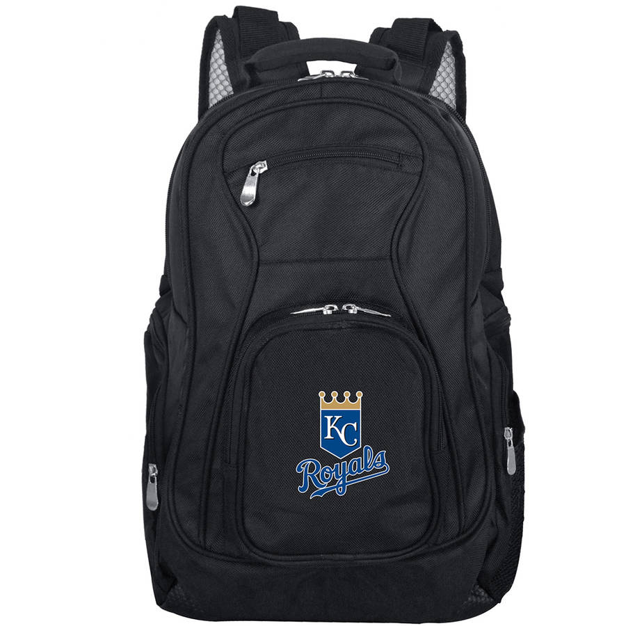 Mojo Licensing Premium Laptop Backpack, Kansas City Royals by Mojo Licensing