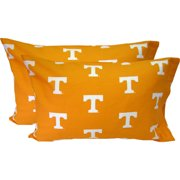 College Covers NCAA Tennessee Pillowcase (Set of 2)