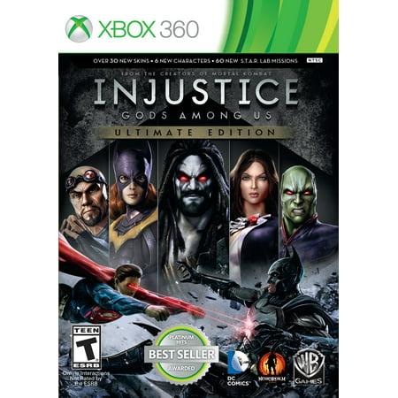 Warner Bros. Injustice: Gods Among Us - Ultimate Edition (Xbox