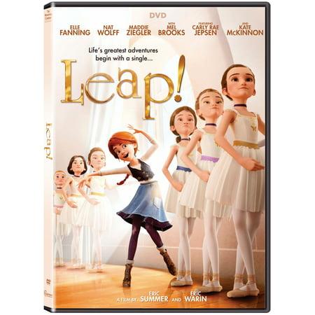 Leap   Dvd