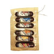 Exotic Summer Sausage Gift Bag