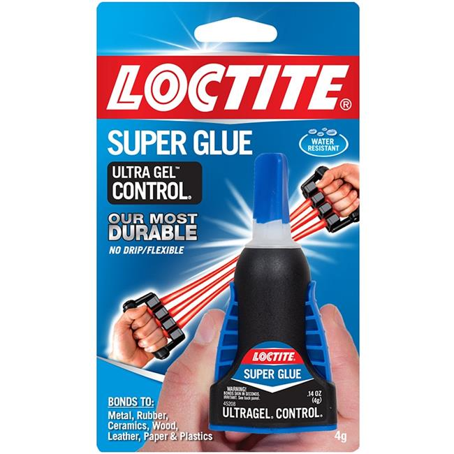 Loctite 60814 4 g Ultra Gel Control Super Glue