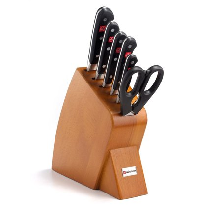 Wusthof Classic 7-piece Mobile Knife Block Set