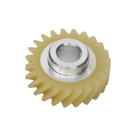 W10112253 Mixer Worm Gear Replacement for KitchenAid 9KSM95PK0 Mixer - Compatible with WPW10112253 Worm Gear - UpStart Components Brand - image 4 de 4
