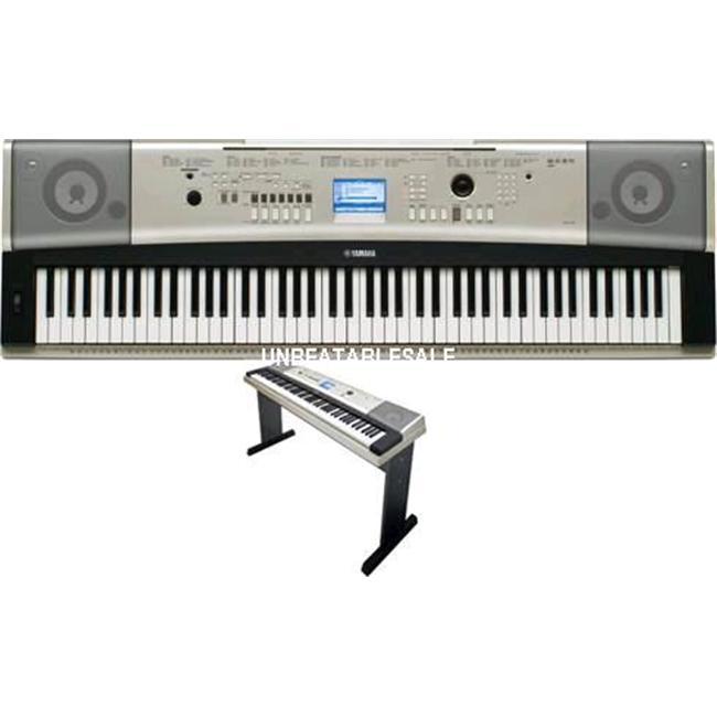 Yamaha YPG-535 88-Key Touch Sensitive Portable Grand Keyboard by Yamaha