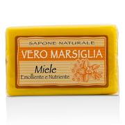 Nesti Dante Vero Marsiglia Natural Soap - Honey (Emollient & Nourishing) 150g/5.29oz Skincare