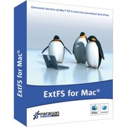 Paragon 270PEEPL EXTFS for Mac OS X V9 (Email Delivery)