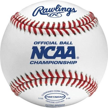 Rawlings Flat Seam Official NCAA Championship Baseball