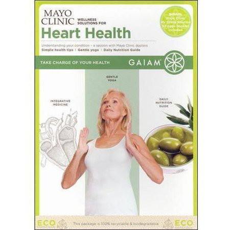 Mayo Clinic Wellness Solutions For Heart Health (Full