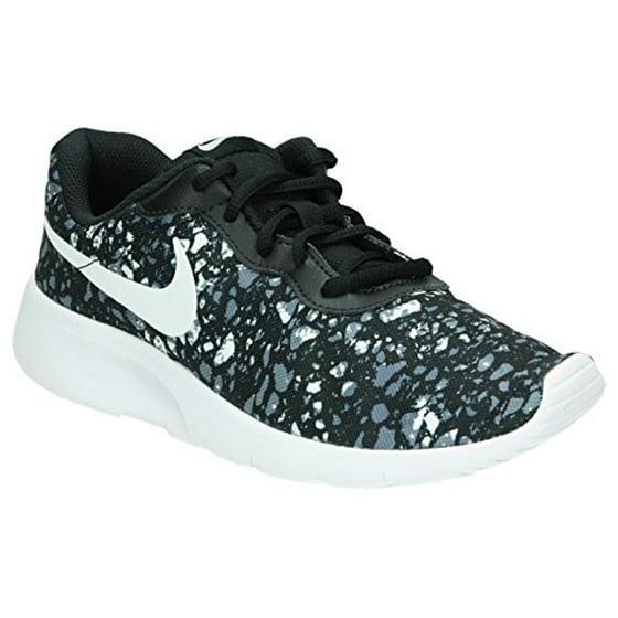 66edffc7a8d Nike - Boys  Nike Tanjun Print (GS) Shoe - Walmart.com