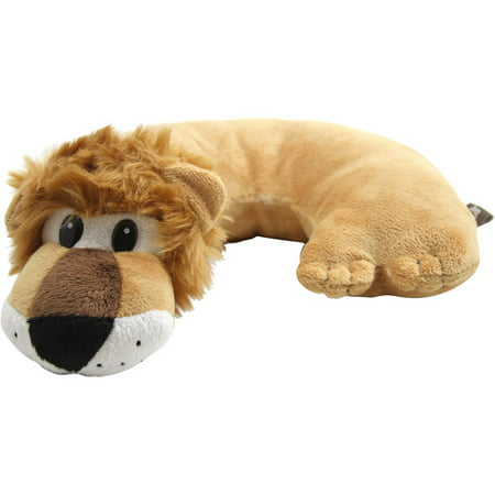 Animal Planet Neck Support Pillow, Lion