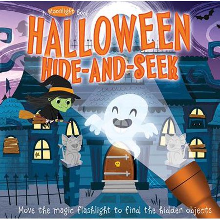 A Moonlight Book: Halloween Hide-and-Seek (Halloween Art For Grade 4)