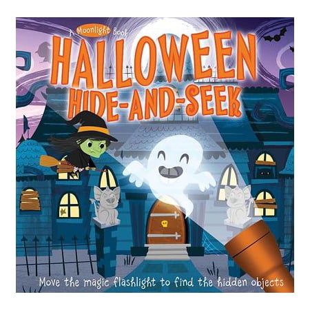 A Moonlight Book: Halloween Hide-and-Seek - Common Halloween Pranks