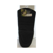 Ritz Royale Collection Puppet Oven Mitt with Neoprene, 13-Inch, Black