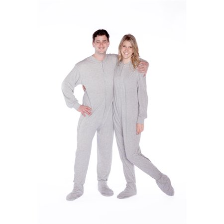 Adult Pajamas With The Feet 11