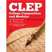 CLEP College Composition and Modular 2017 - eBook