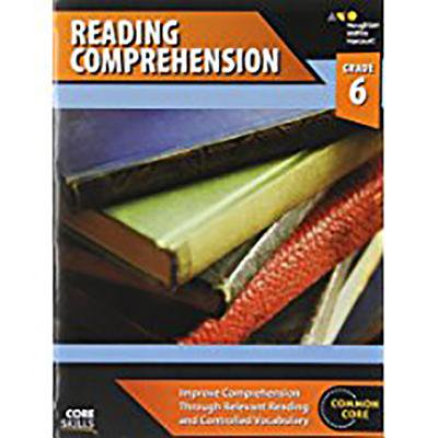 Reading Comprehension : Workbook Grade 6