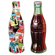 Aquarius Coca Cola® Bottle & Collage Jigsaw Puzzle