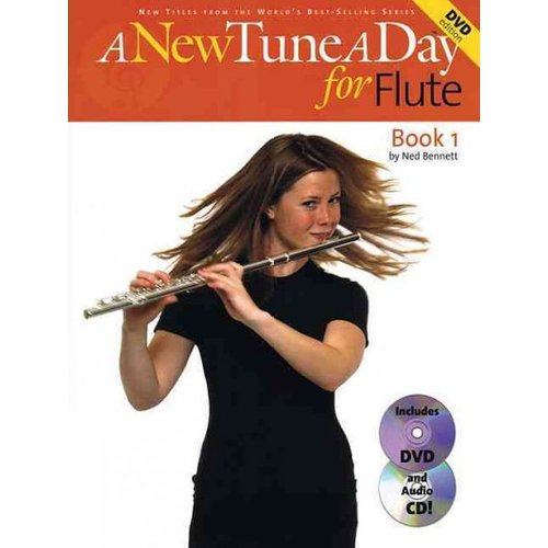 A New Tune a Day for Flute: Book 1