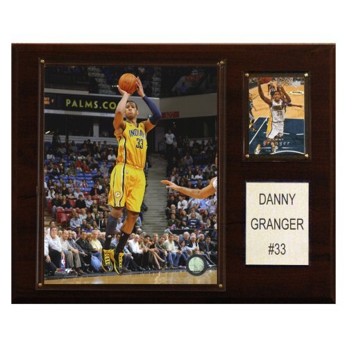 NBA 12 x 15 in. Danny Granger Indiana Pacers Player Plaque