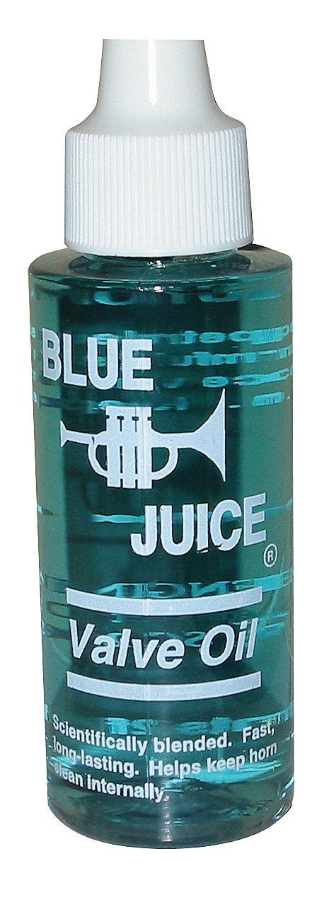 Blue Juice Valve Oil 2 Oz Bottle by Roberts Engineering