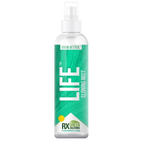 Rx Green Solutions Life Cloning Mist, 4-Ounce