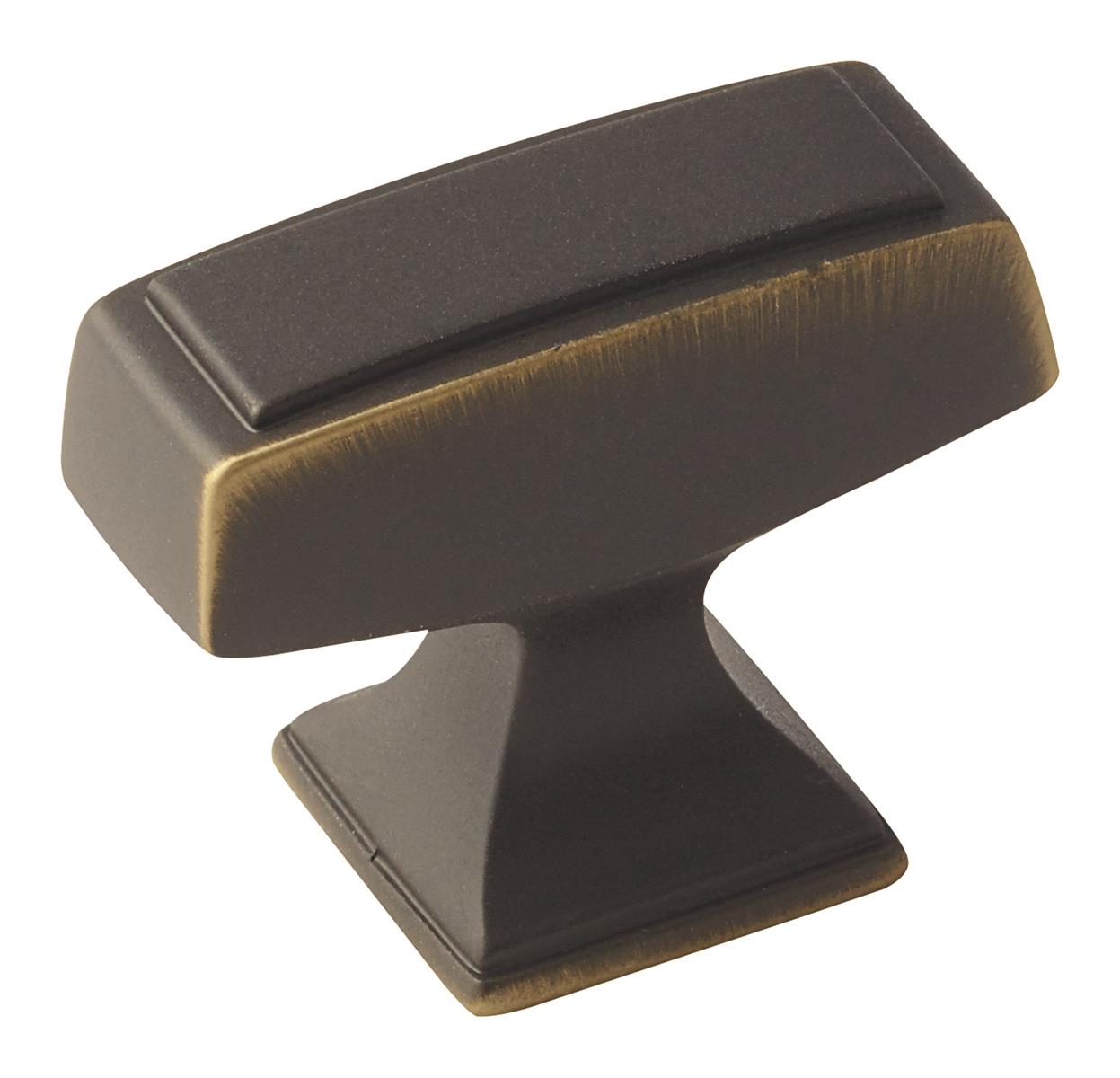 Mulholland 1-1/2 in (38 mm) Length Venetian Bronze Cabinet Knob