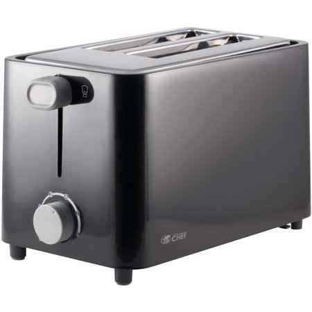 Commercial Chef CCT2201B 2-Slice Toaster