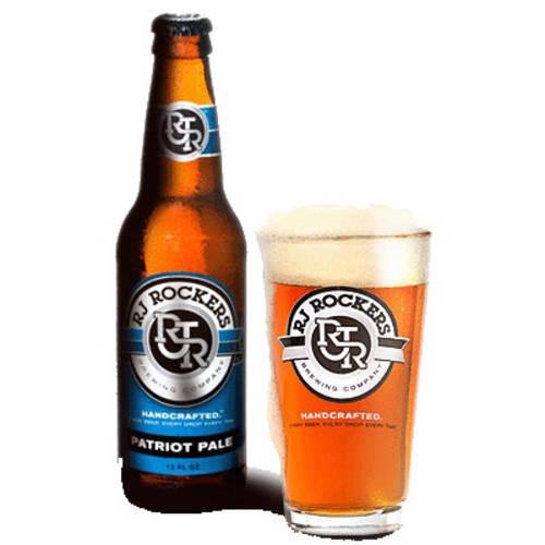 RJ Rockers Patriot Ale, 6 pack, 12 fl oz