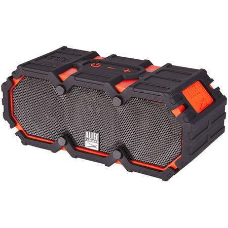 (Altec Lansing iMW577 Lifejacket 2 Bluetooth Speaker, Red)