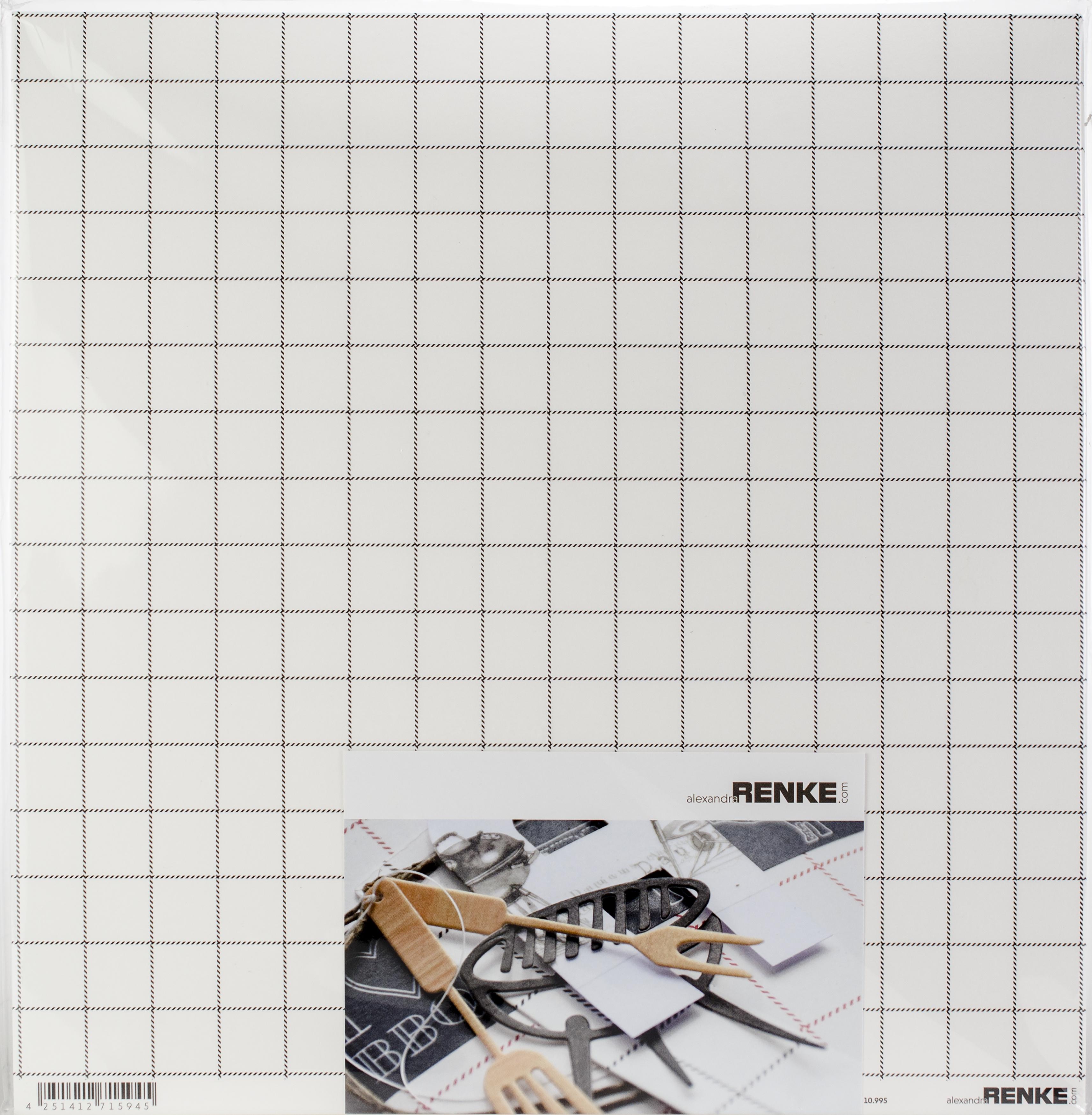 "Alexandra Renke Cooking Paper 12/""X12/""-Shrimps"