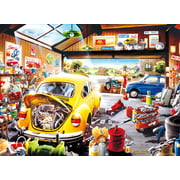 1000 Cartoon World Puzzle Asrt