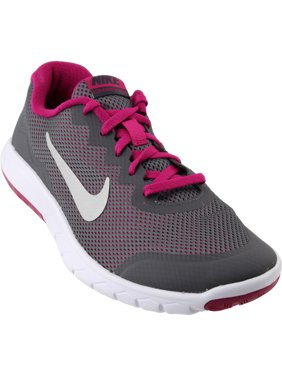 6ed2a1c98604 Product Image Nike Flex Experience 4 Grade School - Grey - Girls