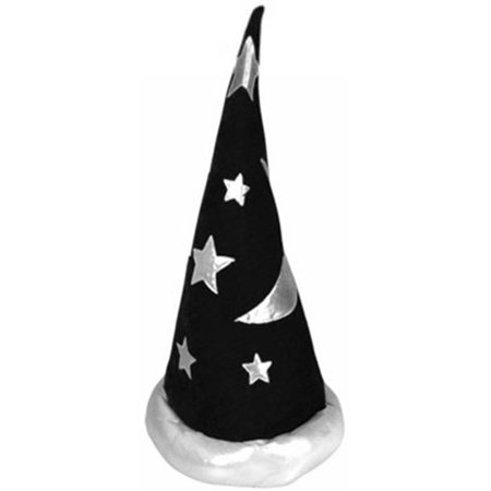 Mens Womens Child Renaissance Costume Merlin Wizard Hat](Renaissance Hats)