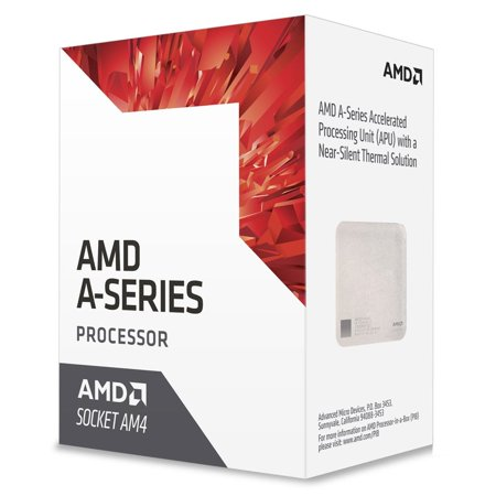 AMD A Series A10-9700 3.5GHz 2MB L2 Boxed