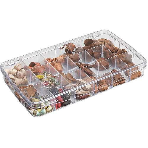 "ArtBin Prism Box 18 Compartments, 11.5"" x 5.625"" x 1.75"""