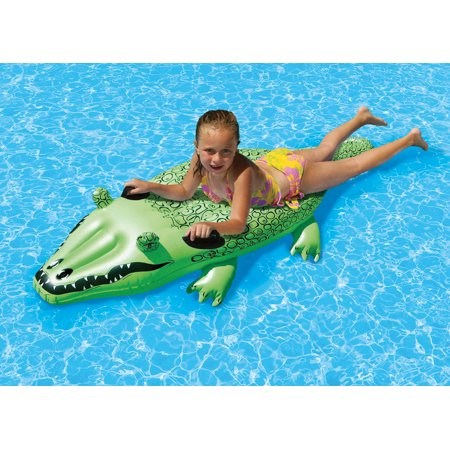 Floating Gator (Poolmaster Alligator Rider)