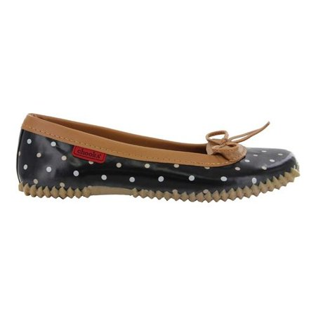 Women's Chooka Classic Dot Duck Skimmer